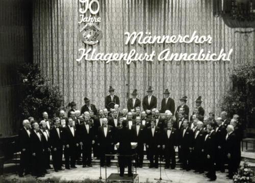 Barátaink A Klagenfurt-Annabichl Férfikar Ausztria